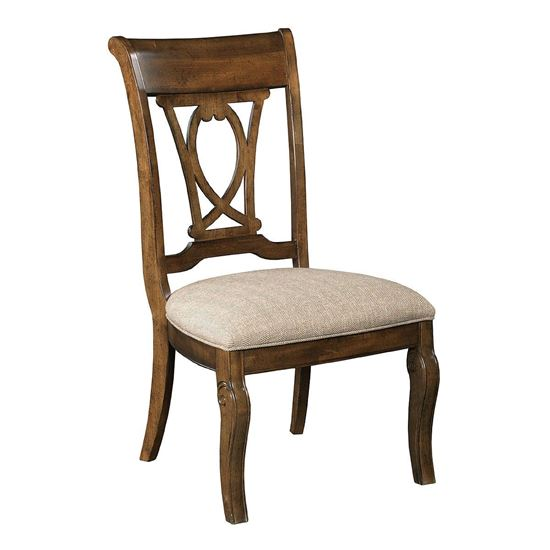 Portolone - Harp Back Side Chair
