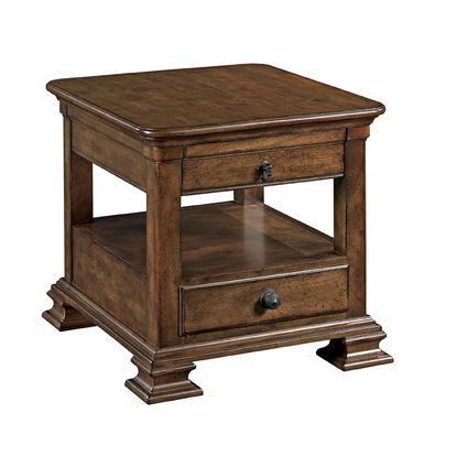 Portolone - Rectangular End Table