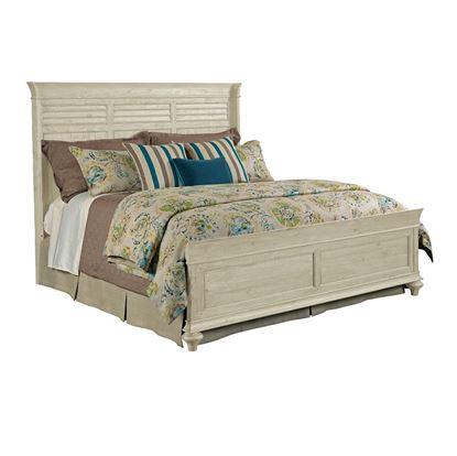 Weatherford - Shelter Bed (cornsilk)