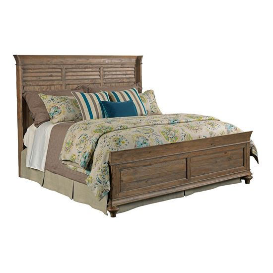 Weatherford - Shelter Bed (Heather)