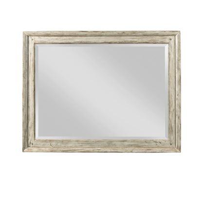 Weatherford Landscape Mirror (cornsilk)