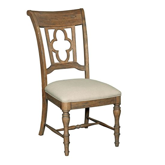 Weatherford Side Chair - Heather
