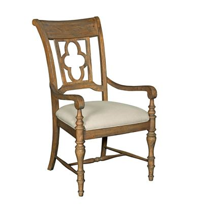 Weatherford Arm Chair - Heather