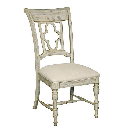 Weatherford Side Chair - Cornsilk