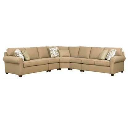 Brannon 5 Piece Sectional