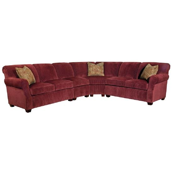 Lynchburgh 4 Piece Sectional