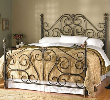 Picture for category Metal Beds