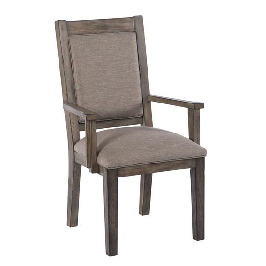 Picture of Foundry - Upholstered Arm Chair