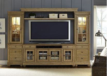 Harbor View Entertainment Center