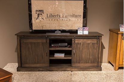 Appalachian Trails TV Console
