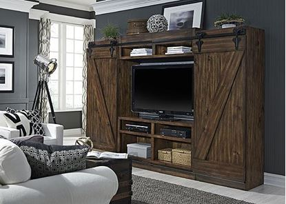 Lancaster III Entertainment Center