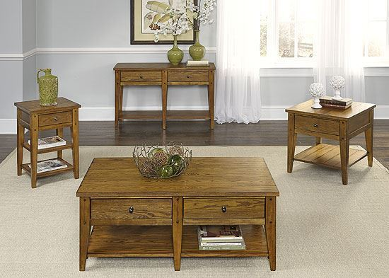 Lake House Occasional Tables