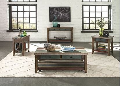 Boho Loft Occasional Tables