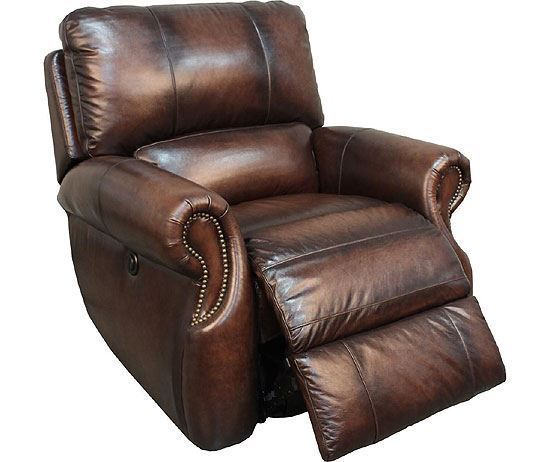 Hawthorne Leather Recliner