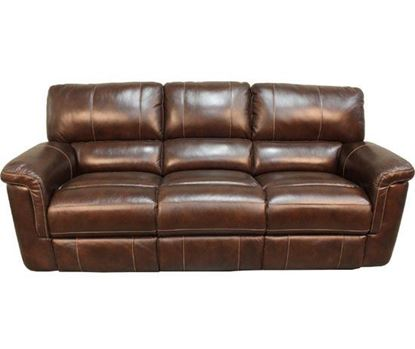 Hitchcock Cigar Leather Sofa