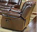 Juno Recliner with NUTMEG finish