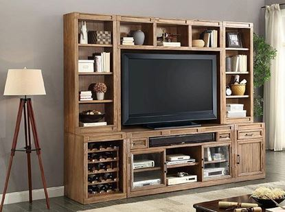 Hickory Creek Modular Entertainment
