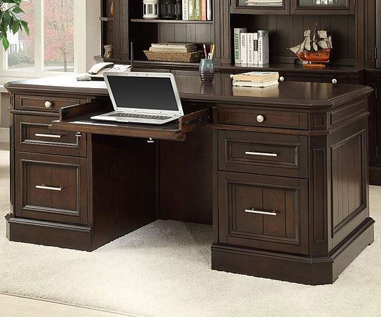 Stanford Executive Desk