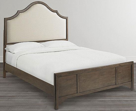 Adelle Upholstered Bed