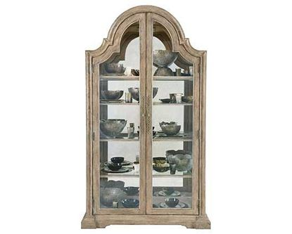 Campania China Display Cabinet