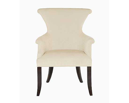 Bernhardt   Formal Jet Set Arm Chair