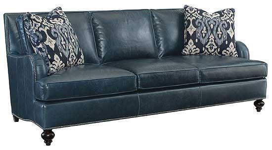Beckford Leather Sofa