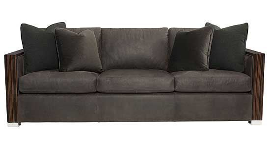 Bridges Leather Sofa