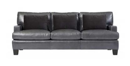 Denton Leather Sofa