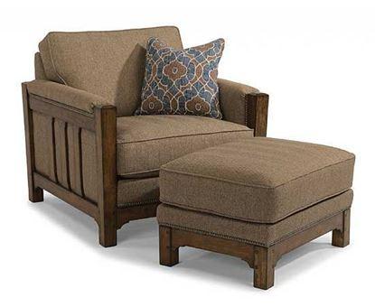 Sonora Chair & Ottoman