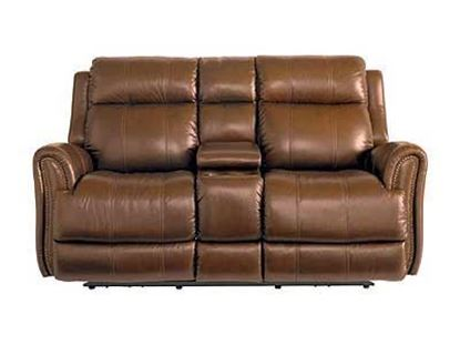 Marquee Umber Power Reclining Loveseat