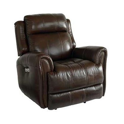 Marquee Leather Power Wallsaver Recliner