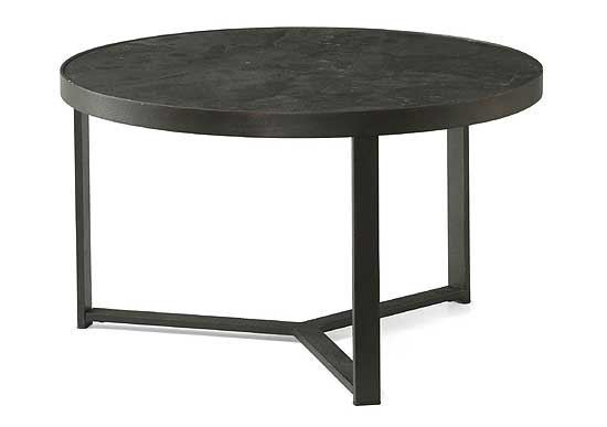 Carmen Small Round Bunching Coffee Table