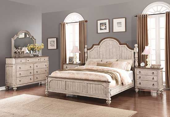 Flexsteel - Plymouth Bedroom