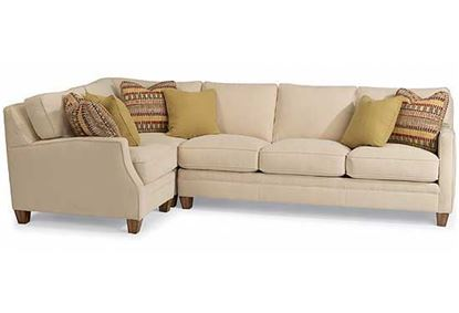 Flexsteel - Lennox Fabric Sectional