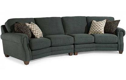 Gretchen Conversation Sofa