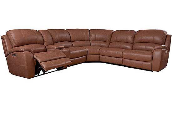 Godfrey Club Level Sectional