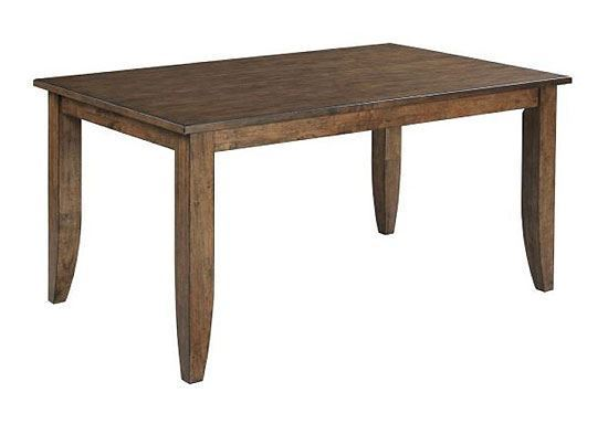 """Nook Maple 60"""" Rectangular Dining Table"""