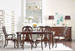 Hadleigh Dining Room with Oval Dining Table