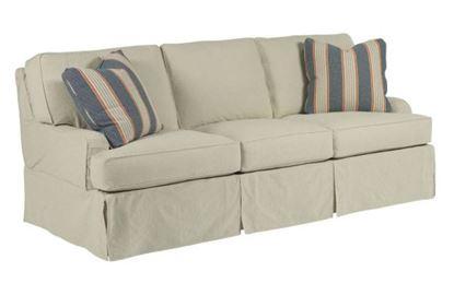 Simone Slipcover Sofa