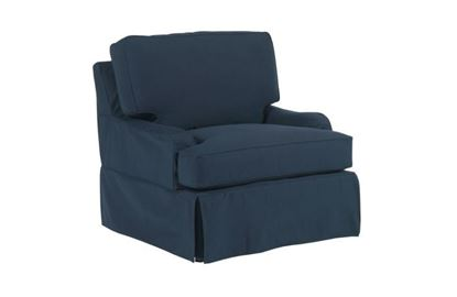 Simone Slipcover Chair