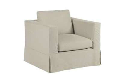 Sydney Slipcover Chair