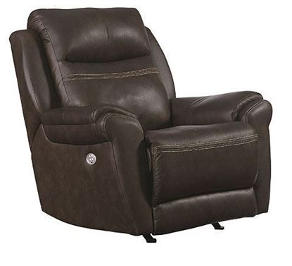 SoCozi - 1172 Gold Metal Recliner