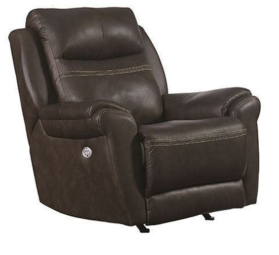 Picture of SoCozi - 1172 Gold Metal Recliner