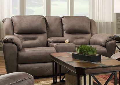 751 Pandora Loveseat with Console