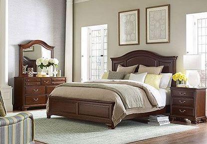 Hadleigh Panel Bedroom