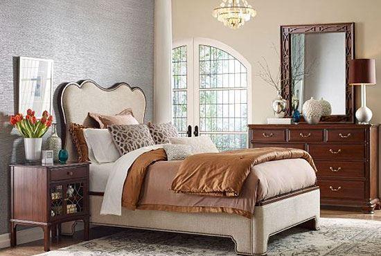 Hadleigh Upholstered Bedroom
