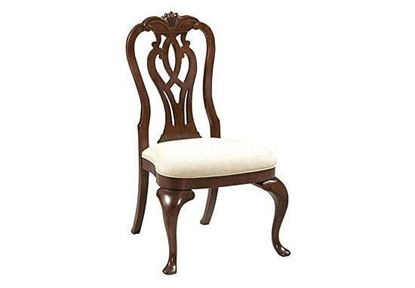 Hadleigh Queen Anne Side Chair  (607-636)