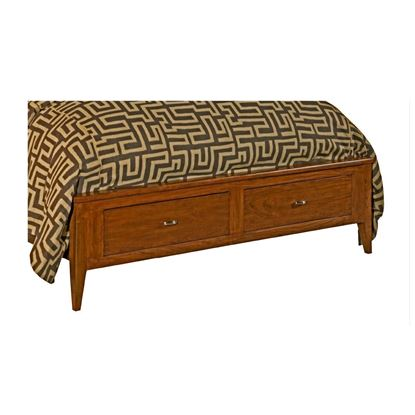 Cherry Park Storage Footboard