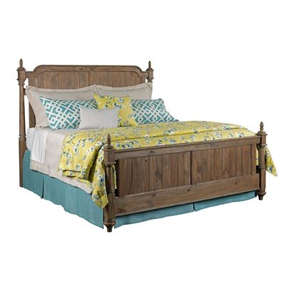 Weatherford - Westland Bed in Heather finish