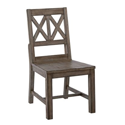 Foundry Wood Side Chair 69-061